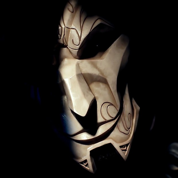 Jhin's Mask