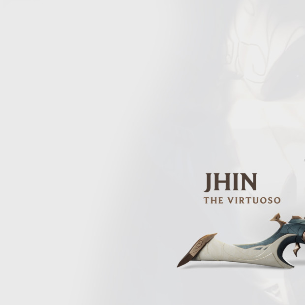 Jhin – The Virtuoso