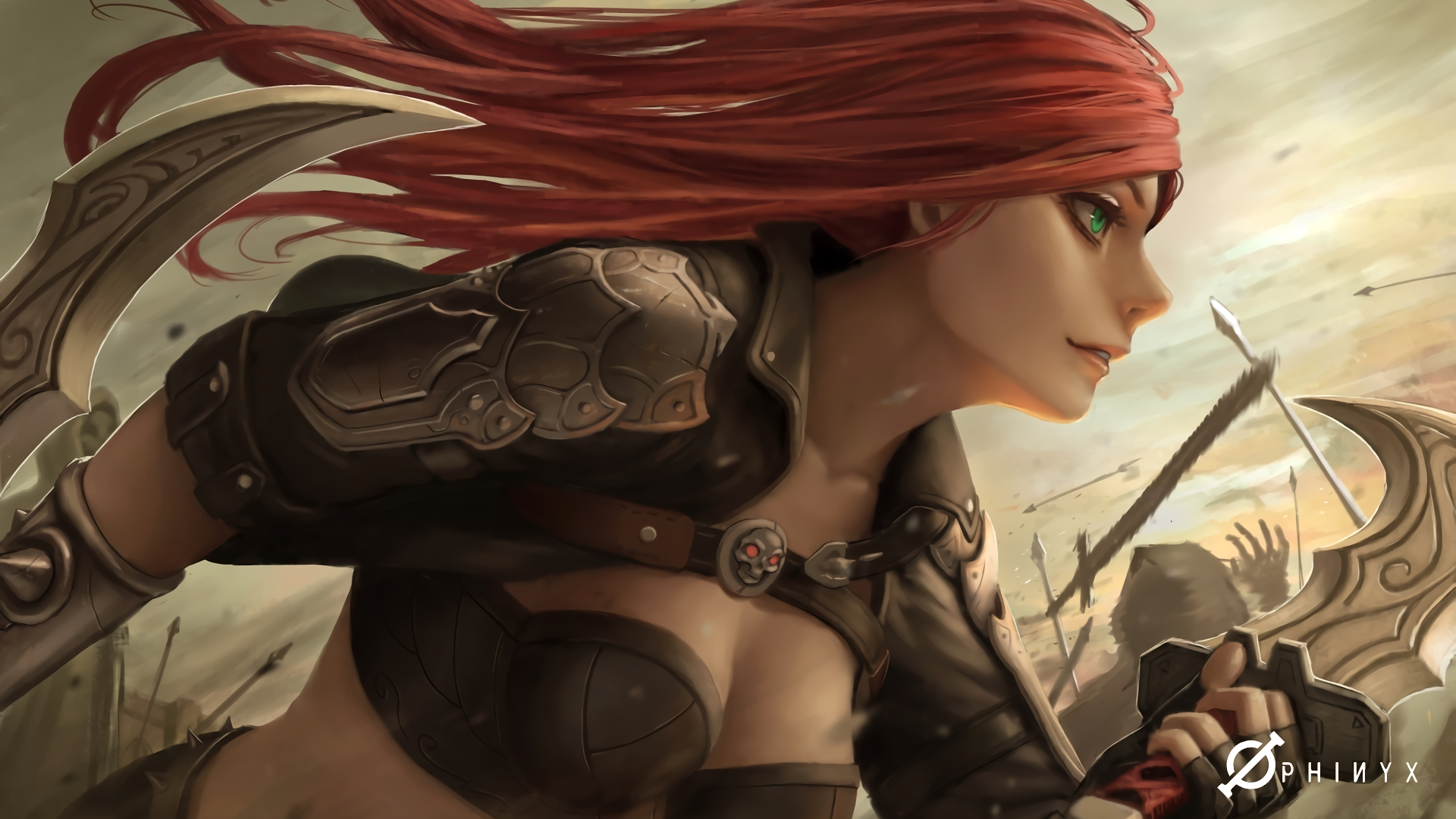 Market Center - Page 15 Katarina-Fan-Art-By-Phinyx