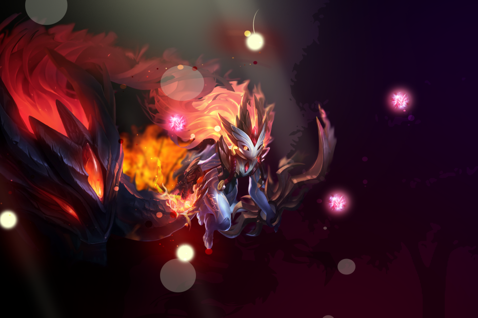 Shadowfire Kindred