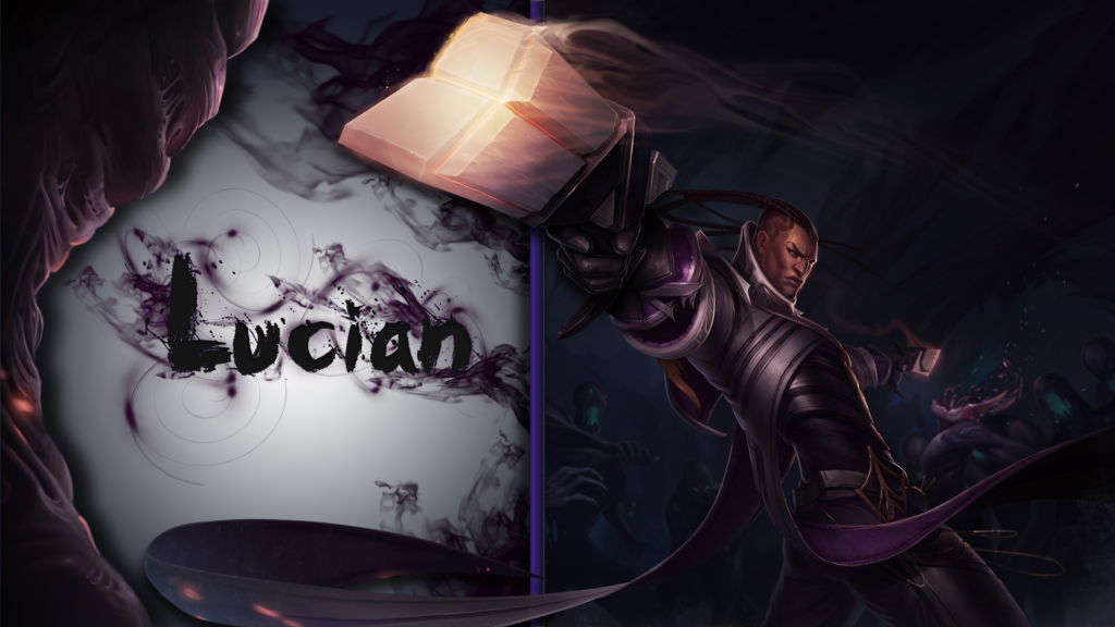 Lucian | LoLWallpapers