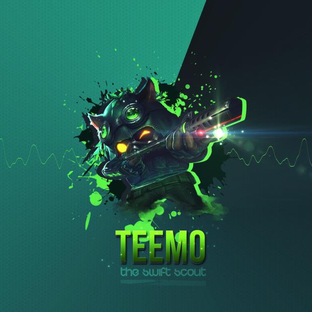 Omega Squad Teemo