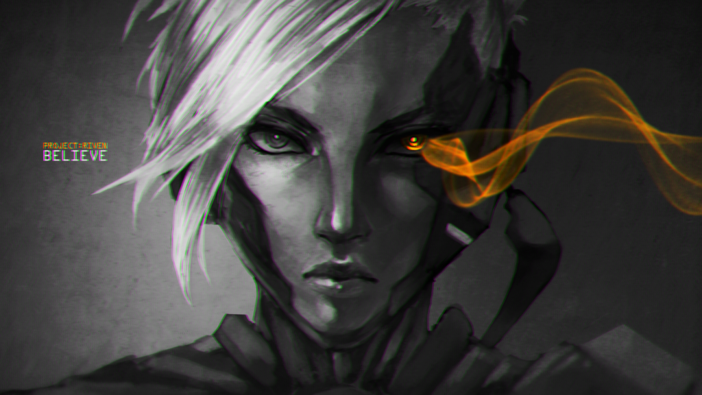 Project Riven Skin - L...