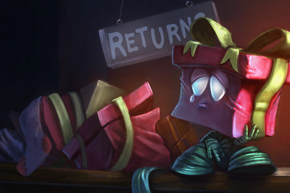 Re-Gifted Amumu
