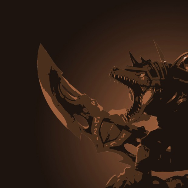 Rune Wars Renekton Minimalistic