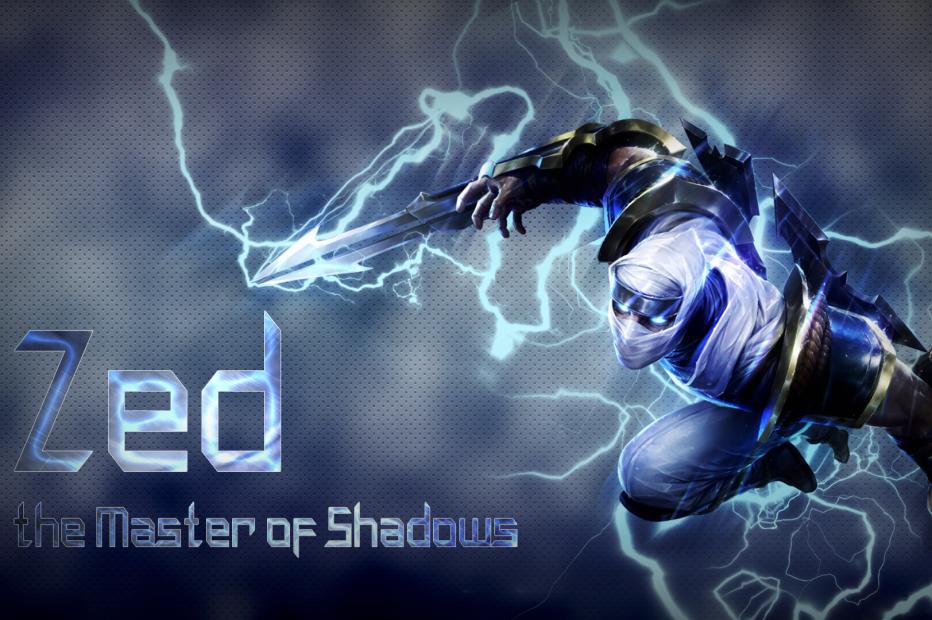 Shockblade Zed
