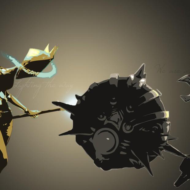Spellthief Lux & Bladecraft Orianna Minimalistic