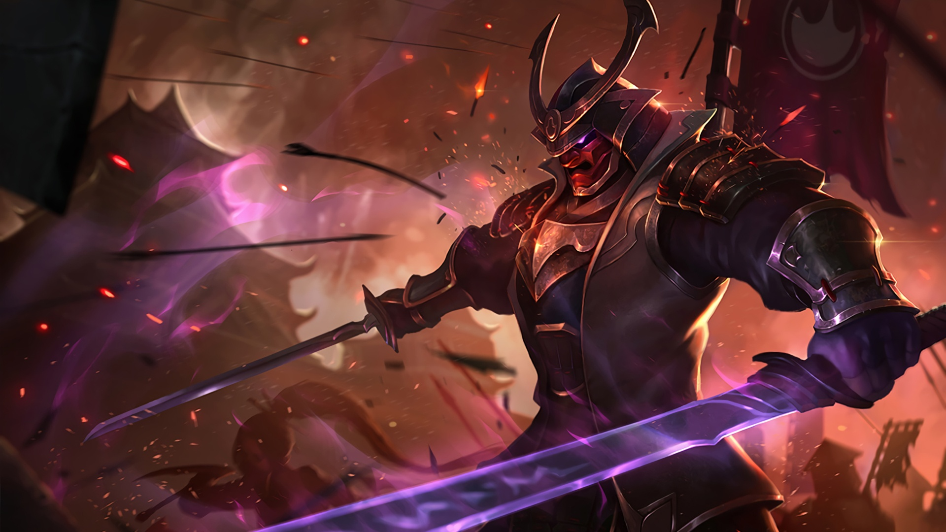 wallpaper dr.mundo league of legends by Black-adrac-star ...