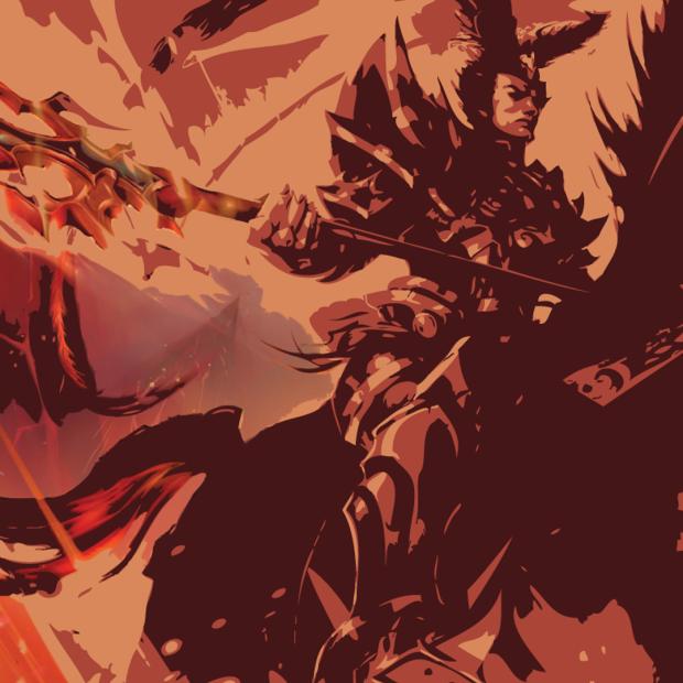 Warring Kingdoms Jarvan IV Minimalistic