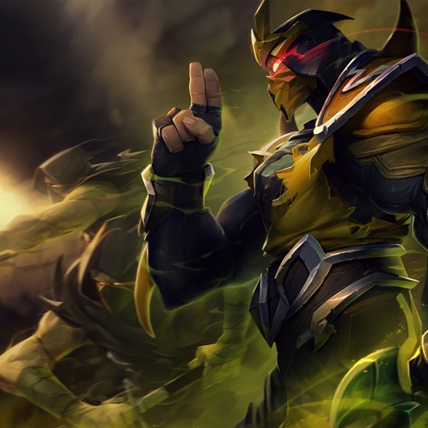 Yellow Jacket Shen
