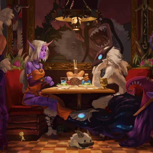Cafe Draven