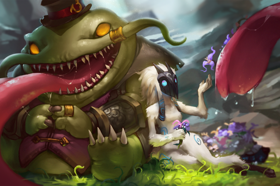 Tahm Kench & Kindred