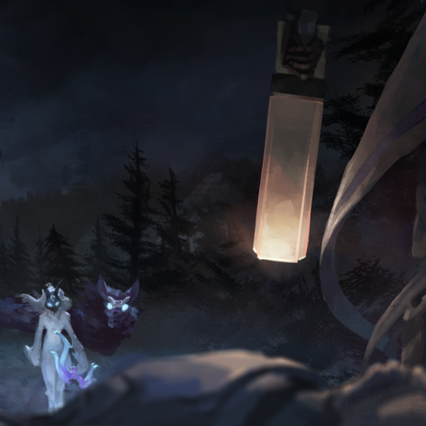 Kindred Vs Lucian