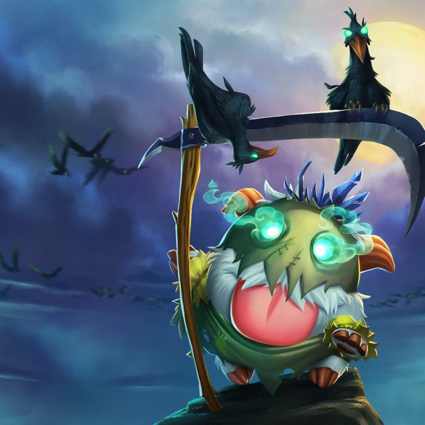 Fiddlesticks Poro