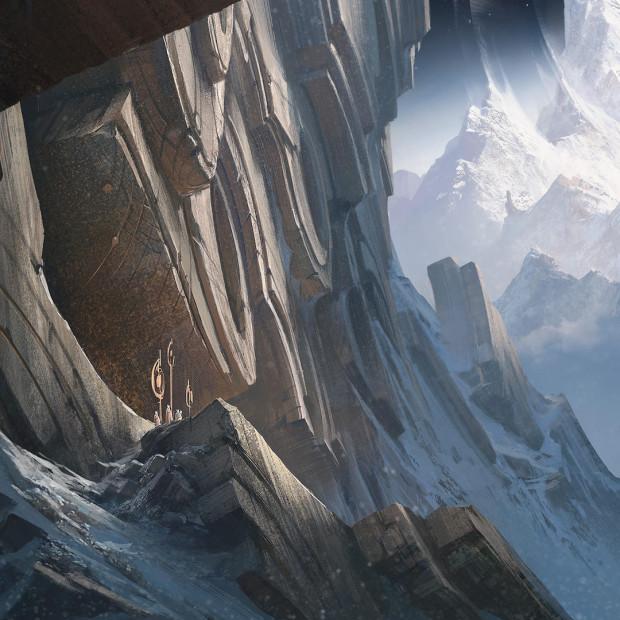 Mount Targon