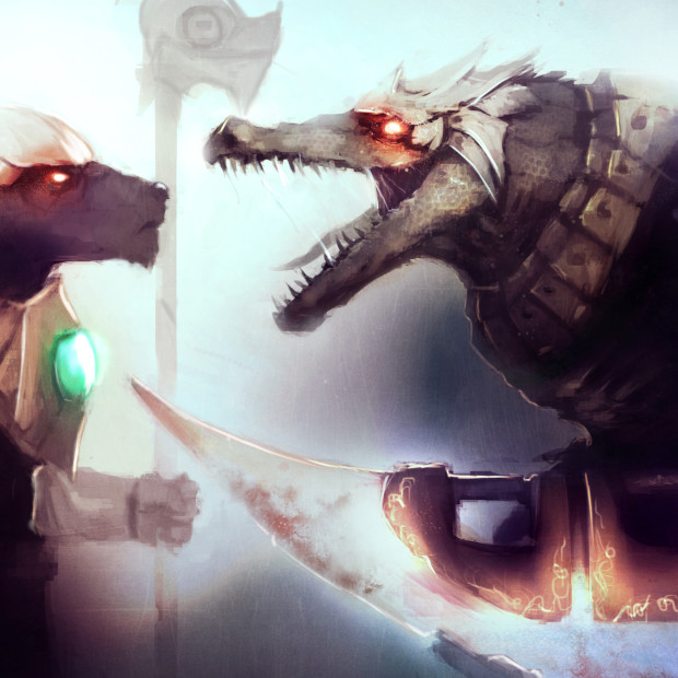 Nasus vs Renekton