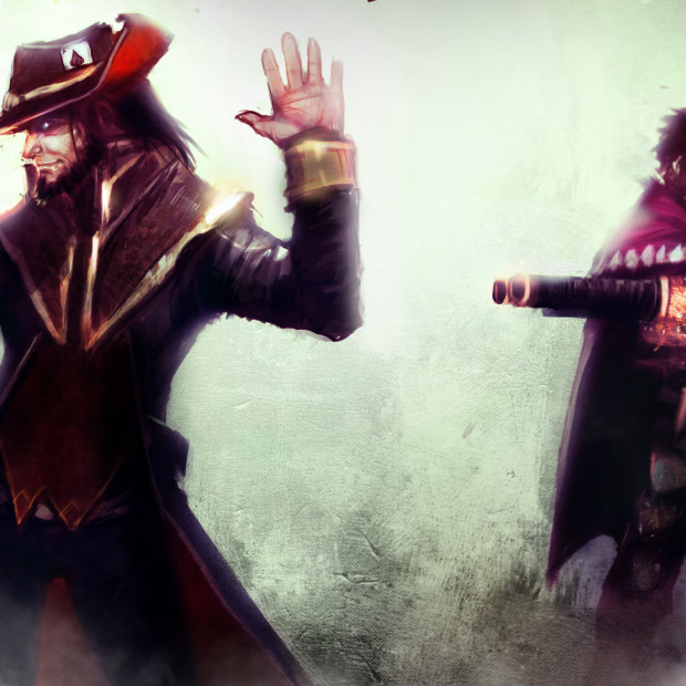 Twisted Fate vs Graves