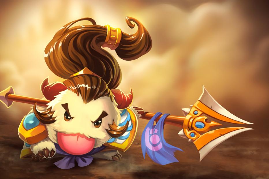 Xin Zhao Poro