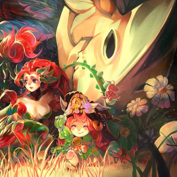 Teemo's Secret Garden