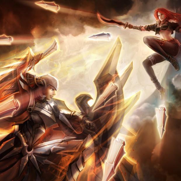 Leona vs Katarina