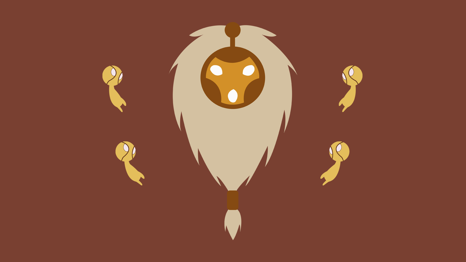 bard minimalistic fan art league of legends wallpapers