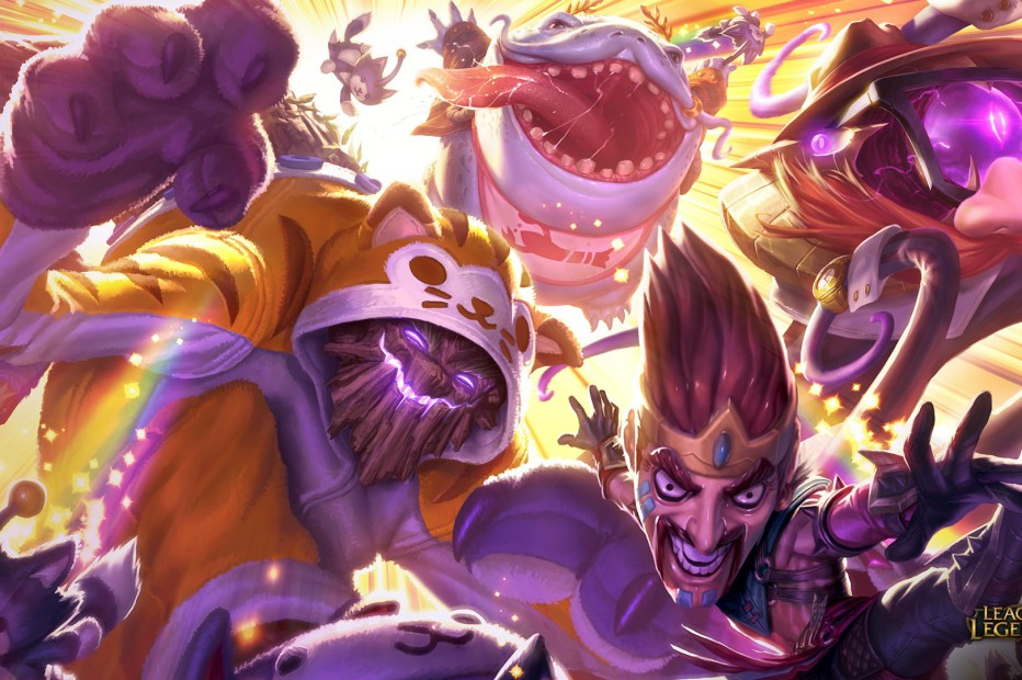 Draven Day Event