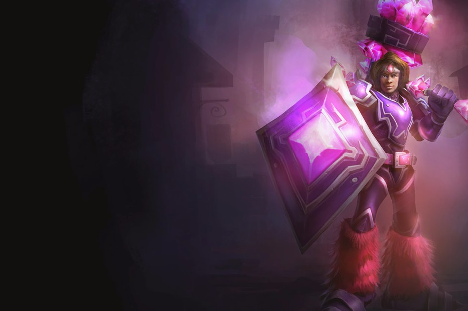 Armor Of The Fifth Age Taric Old Skin