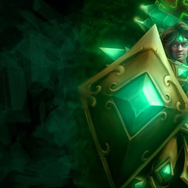 Emerald Taric Old Skin