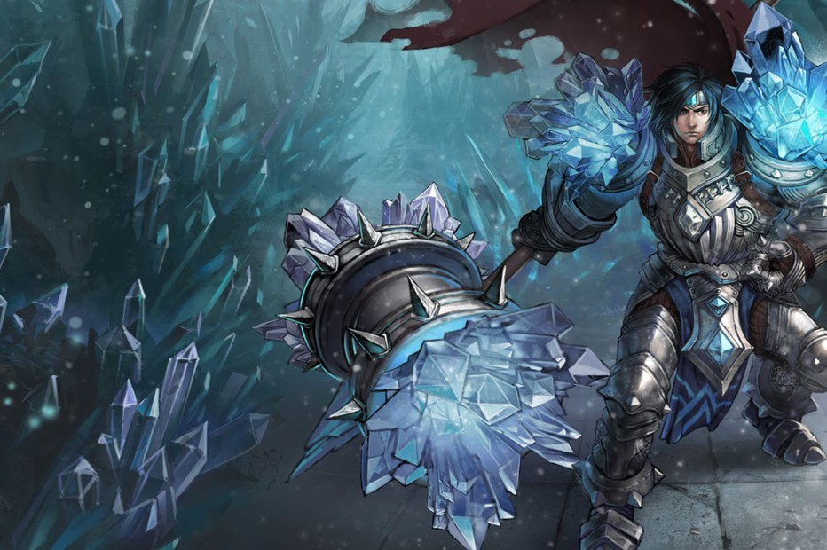 Taric Chinese Splash Art