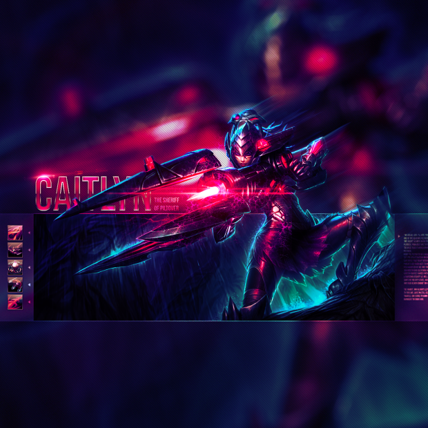 Headhunter Caitlyn