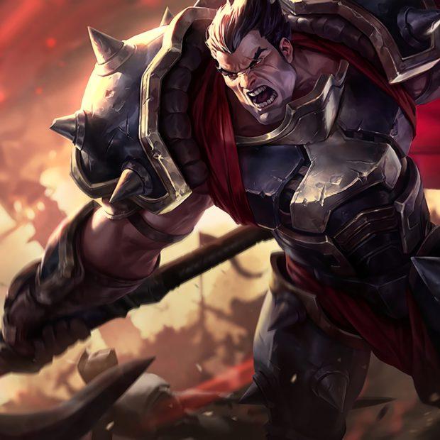 Darius Classic Skin