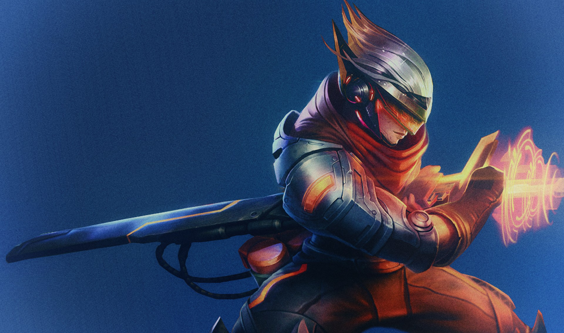 PROJECT Yasuo LoLWallpapers