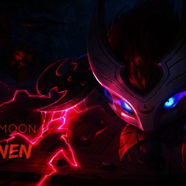 Bloodmoon Kennen