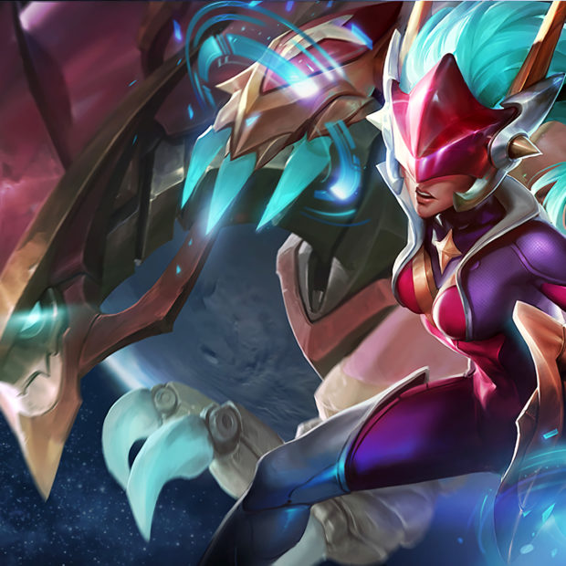 Super Galaxy Shyvana