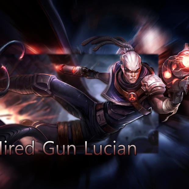 Hired Gun Lucian