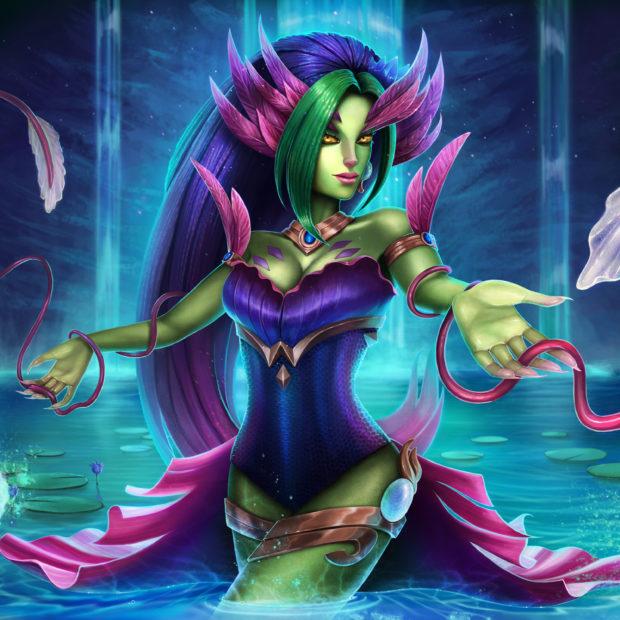 River Spirit Zyra