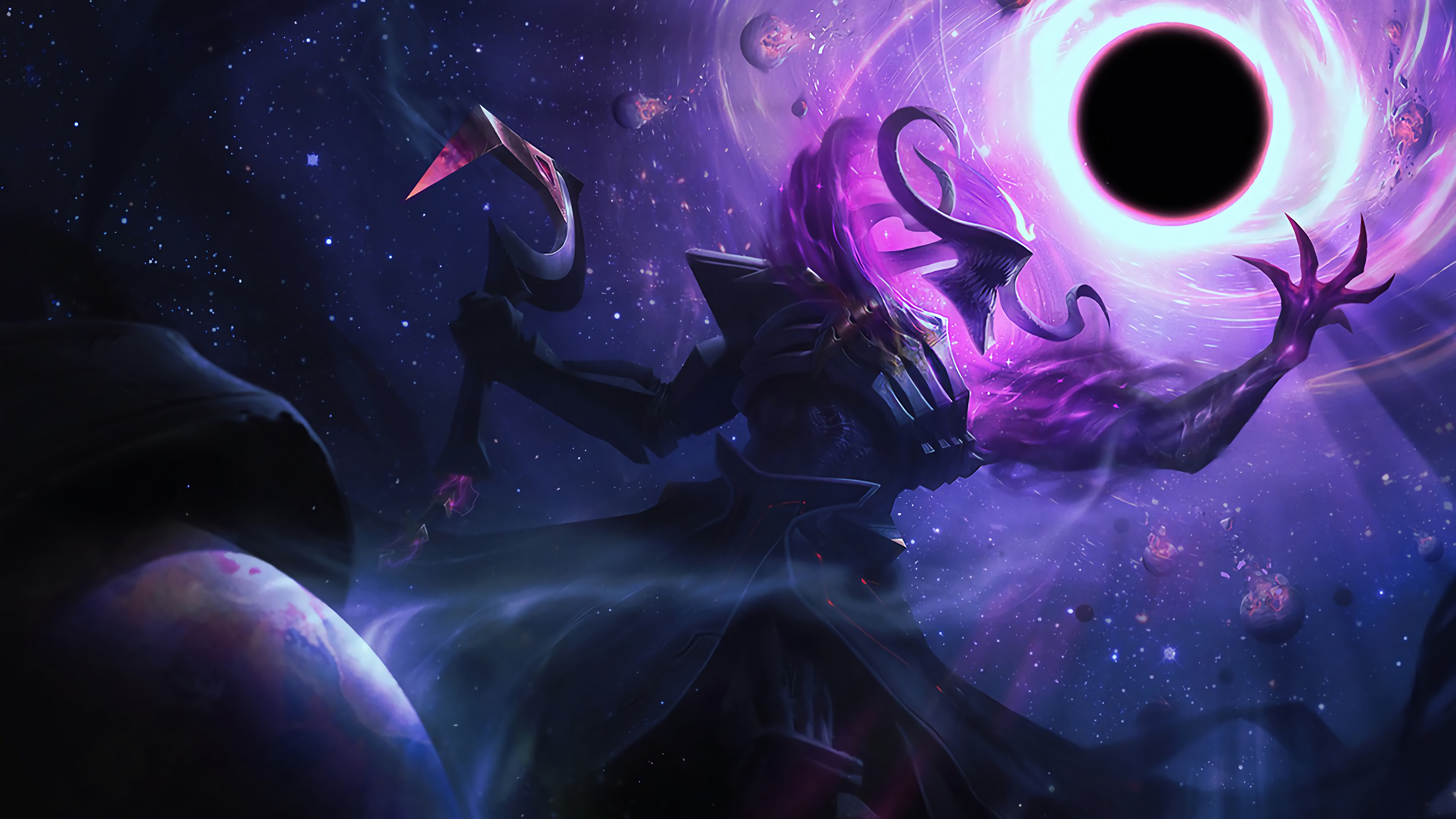 dark star thresh - lolwallpapers