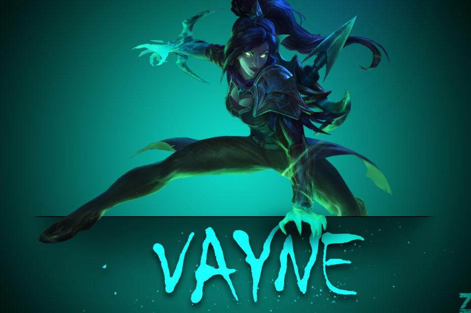 Soulstealer Vayne