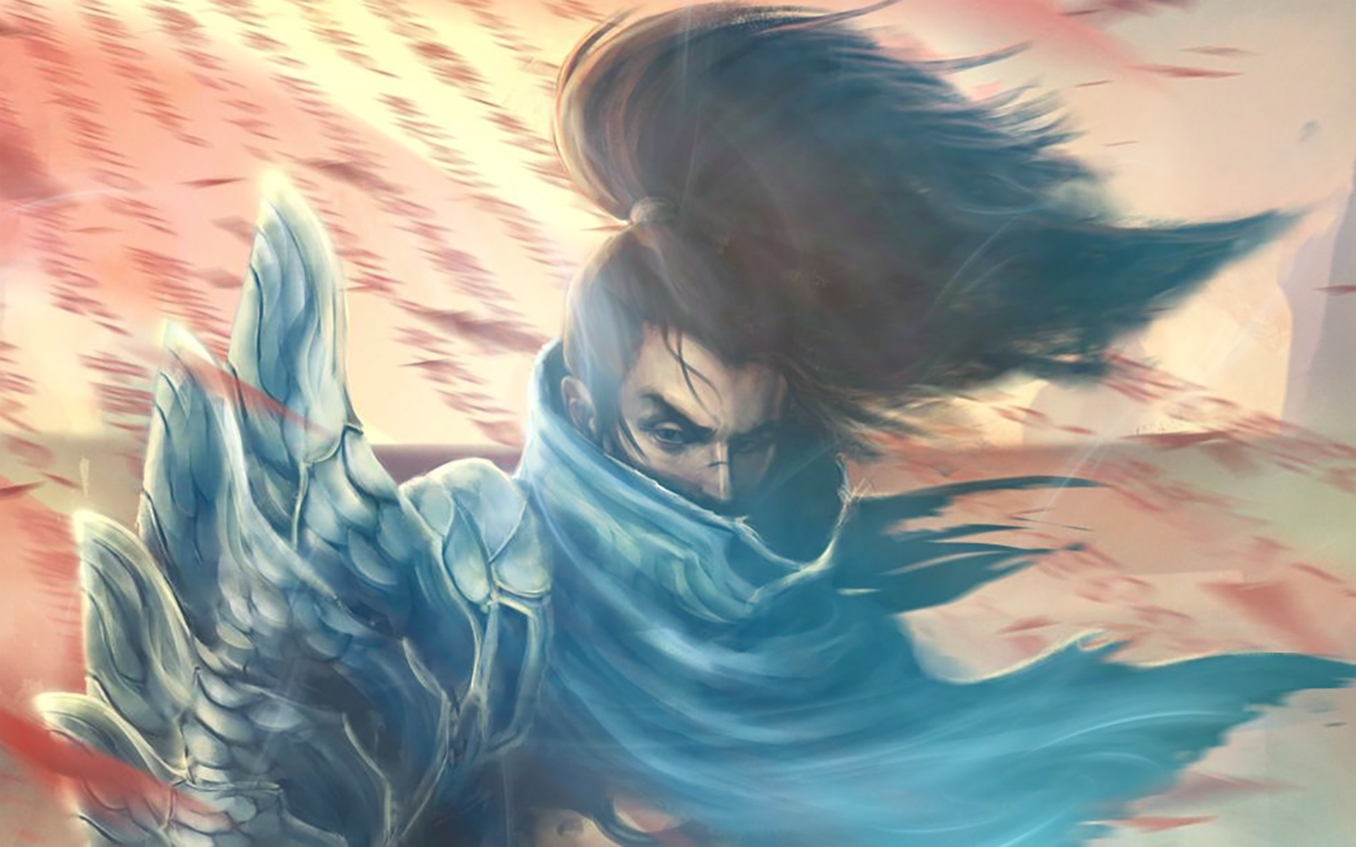 Yasuo LoLWallpapers