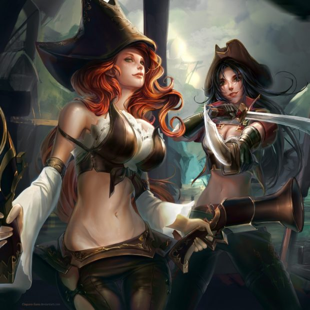 Miss Fortune & Katarina