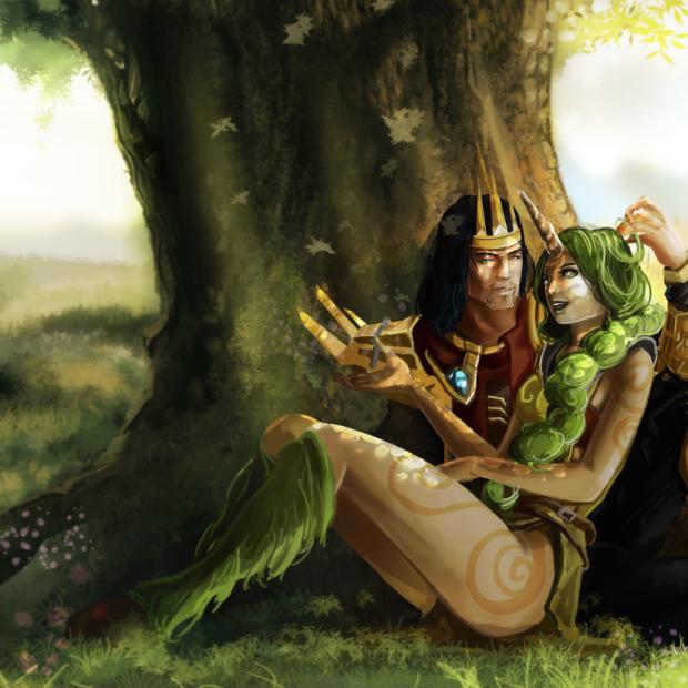 Jarvan IV & Soraka