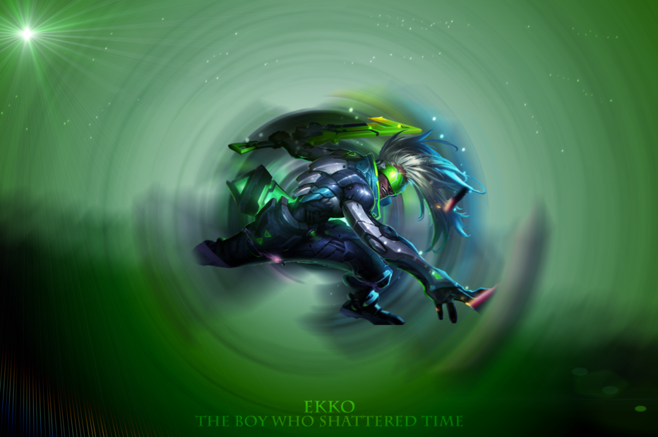 Ekko Lolwallpapers