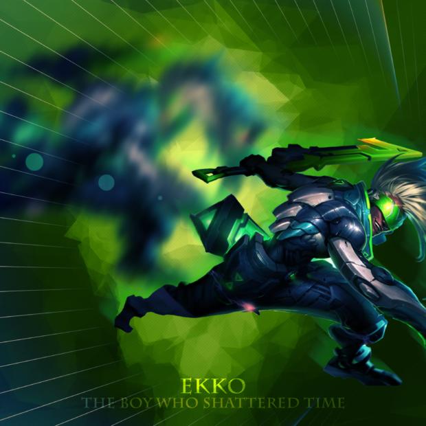 PROJECT: Ekko V2