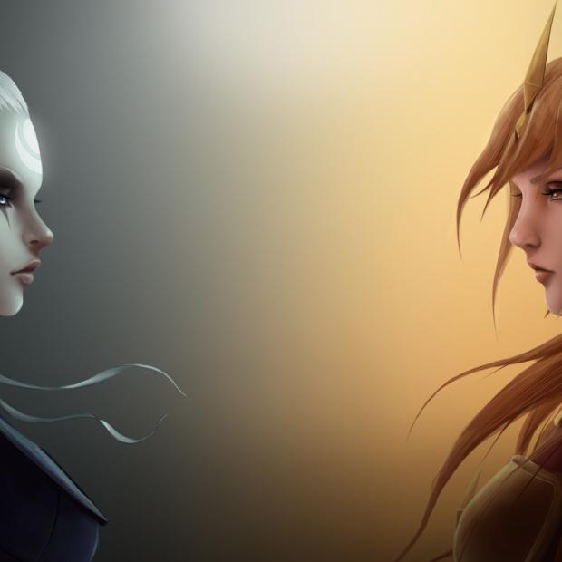 Diana & Leona