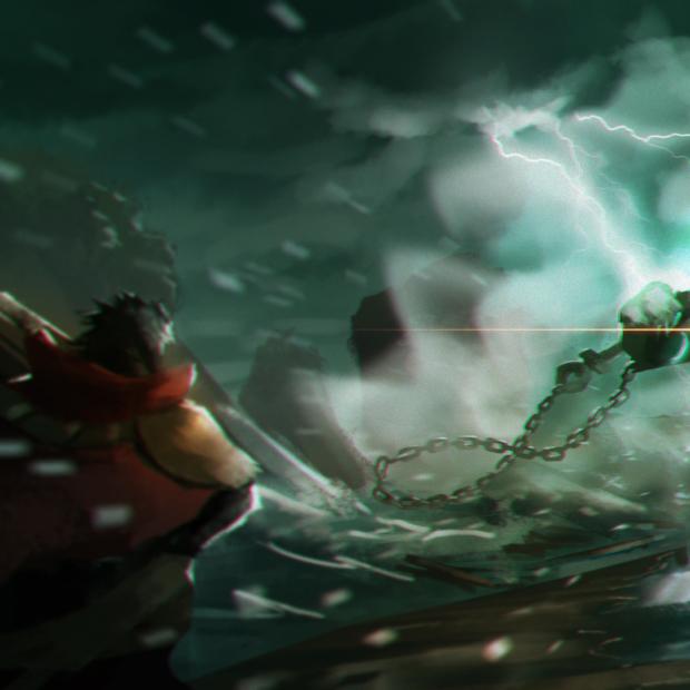 Grave vs Nautilus