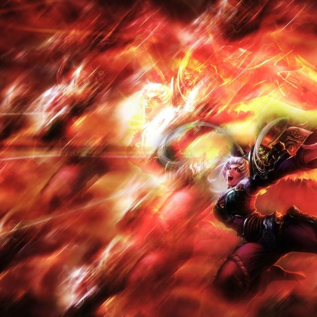Dragonblade Riven