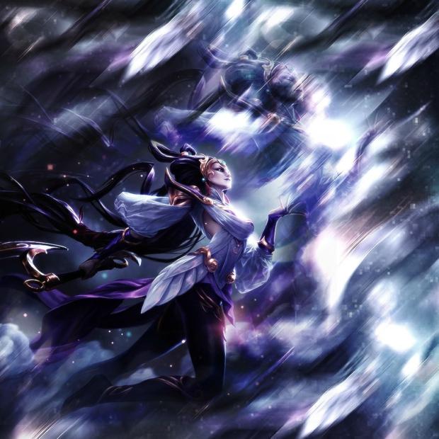 Lunar Goddess Diana