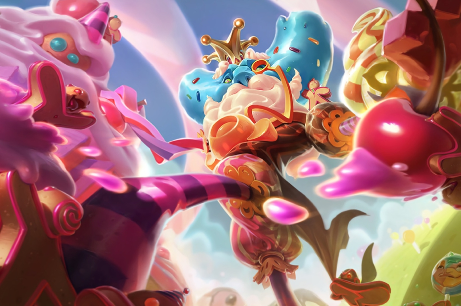 Candy King Ivern