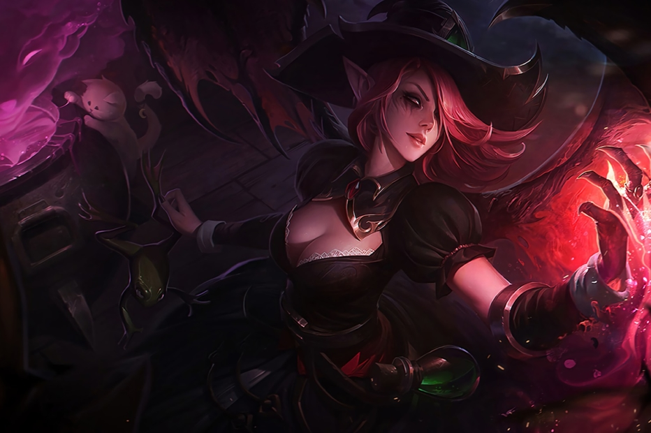 Bewitching Morgana