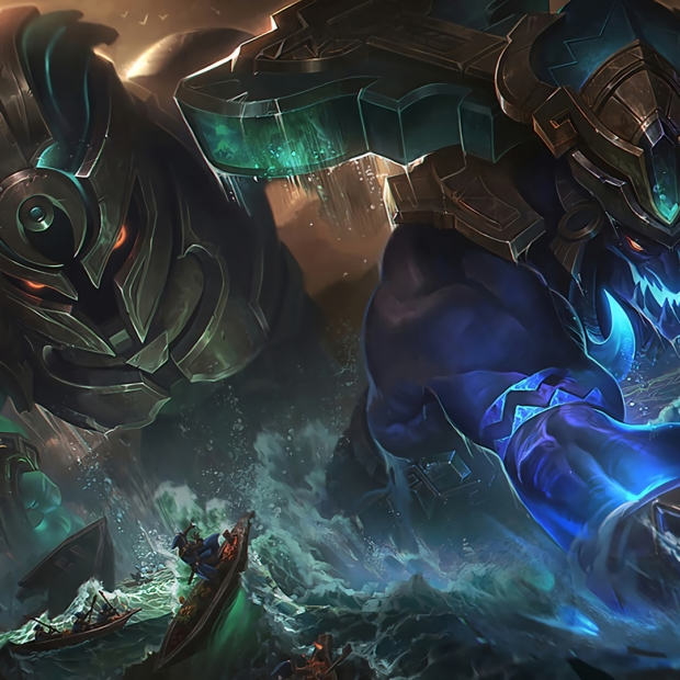 Worldbreaker Trundle & Nautilus